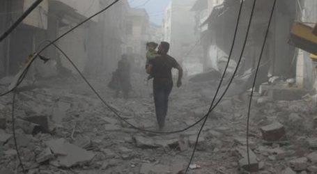Επτά άμαχοι σκοτώθηκαν σε βομβαρδισμό με ρουκέτες στην Ιντλίμπ