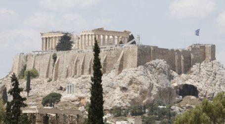 Αποκατάσταση λειτουργίας του αλεξικέραυνου στον αρχαιολογικό χώρο της Ακρόπολης
