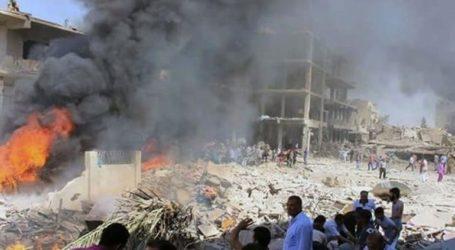 Τουλάχιστον 15 νεκροί από έκρηξη στην αγορά της πόλης Τζισρ αλ Σουγούρ