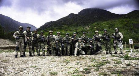 Συνεκπαίδευση τμημάτων ειδικών δυνάμεων Ελλάδας-Μαυροβουνίου