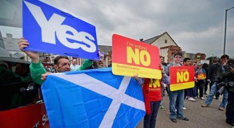 Απορρίπτει η κυβέρνηση δεύτερο δημοψήφισμα στη Σκοτία