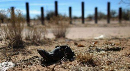 Ένα τρίχρονο αγοράκι βρέθηκε να περιφέρεται μόνο του στα σύνορα των ΗΠΑ με το Μεξικό