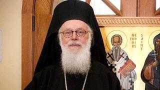 Το μήνυμα του αρχιεπισκόπου Αλβανίας Αναστάσιου για το Πάσχα