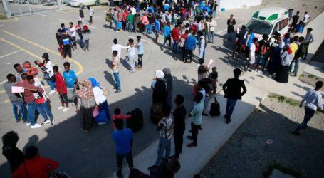 Ο ΟΗΕ μετέφερε 325 κρατούμενους πρόσφυγες έξω από την Τρίπολη