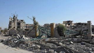 Τουλάχιστον 1.600 άμαχοι σκοτώθηκαν στη Ράκα το 2017