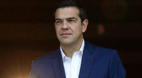 Στο Πεκίνο αφίχθη ο πρωθυπουργός Αλ. Τσίπρας