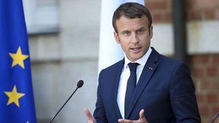 Ο Μακρόν παραδέχεται και εξηγεί τις «διαφωνίες» και τις «αντιπαραθέσεις» με τη Γερμανία