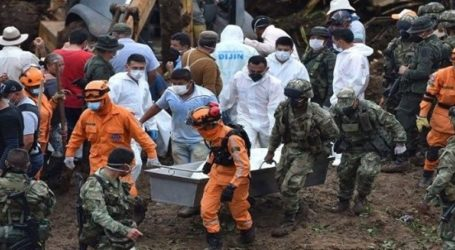 Στους 33 οι νεκροί από κατολίσθηση που έπληξε αγροτική περιοχή