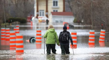 Κατάσταση έκτακτης ανάγκης κηρύχθηκε στην πρωτεύουσα Οτάβα λόγω του κινδύνου εκτεταμένων πλημμυρών