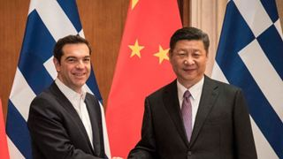 Yπεγράφη το νέο τριετές πλαίσιο συνεργασίας Ελλάδας-Κίνας