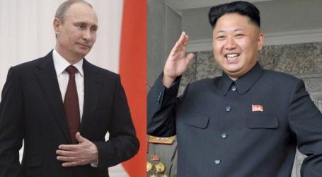 Θετικά βλέπει ο Τραμπ τη συνάντηση Πούτιν με τον Κιμ Γιονγκ Ουν