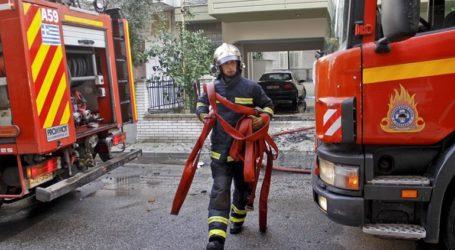 Πυρκαγιά σε διαμέρισμα στην Ξηροκρήνη Θεσσαλονίκης