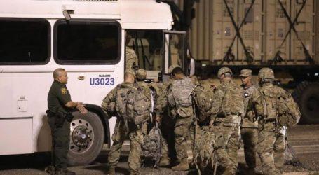 Επιπλέον 300 στρατιώτες στέλνει το Πεντάγωνο στα σύνορα με το Μεξικό