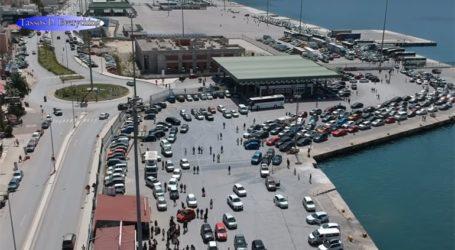 Το απόλυτο κομφούζιο στο λιμάνι της Ηγουμενίτσας
