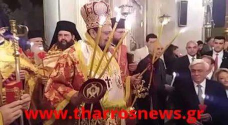 Π. Παυλόπουλος: Ανάσταση στην Καλαμάτα