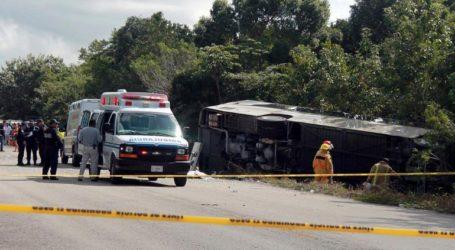 Πολύνεκρο δυστύχημα με λεωφορείο στο Μεξικό