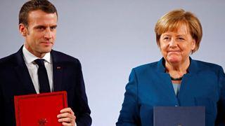 Μακρόν και Μέρκελ επιχειρούν να ανανεώσουν τον διάλογο ανάμεσα στο Βελιγράδι και την Πρίστινα