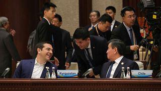 Τα κινεζικά ΜΜΕ για την επίσκεψη του Αλ. Τσίπρα στο Πεκίνο και τις επαφές του με την κινεζική ηγεσία