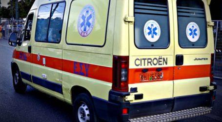 Στην εντατική σε κρίσιμη κατάσταση η οκτάχρονη που χτυπήθηκε από αδέσποτη σφαίρα στη Βοιωτία