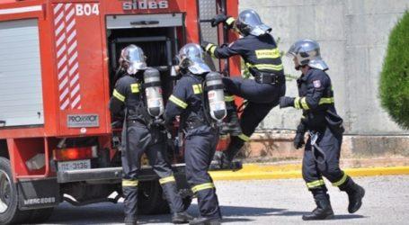 Πυρκαγιά σε επιχείρηση επισκευής σκαφών