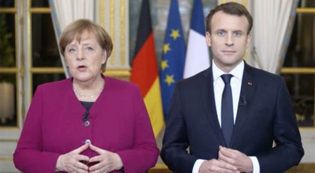 Μακρόν: Η Συμφωνία των Πρεσπών δίνει λύσεις σε μακροχρόνιες διενέξεις