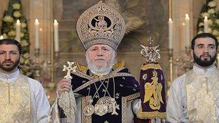 350 χρόνια από την ίδρυση της Αρμένικης εκκλησίας