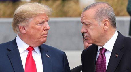 Τραμπ-Ερντογάν: Συζήτηση για θέματα ασφαλείας