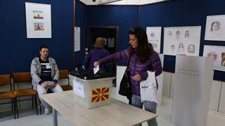 Προετοιμασία για τον δεύτερο γύρο των προεδρικών εκλογών