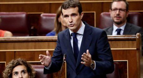 Κατέρρευσε το Λαϊκό Κόμμα της Ισπανίας