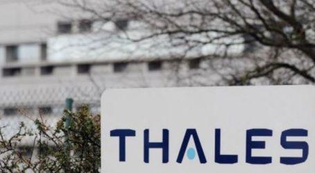 Μειώθηκαν ελαφρώς οι πωλήσεις της Thales στο α΄ τρίμηνο