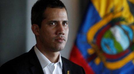 Ο εκπρόσωπος του Γκουαϊδό στην Ουάσινγκτον καλεί τους Βενεζουελάνους να παραμείνουν στους δρόμους