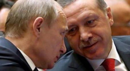 Πούτιν και Ερντογάν συνομίλησαν για τη Λιβύη