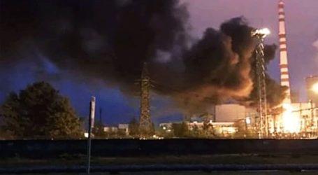 Ουκρανία: Πυρκαγιά σε πυρηνικό σταθμό στο Ρίβνε