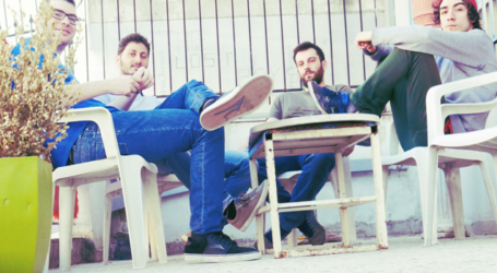 The Coreys – Live acoustic στο Feyrouz