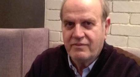Κώστας Νάκος: Συστρατεύομαι με τον Μπέο μακριά από κομματικές αντιπαραθέσεις