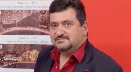 Υποψήφιος με τον Δημ. Κουρέτα στην Περιφέρεια Θεσσαλίας ο Ανδρέας Δογκάκης