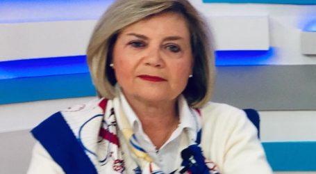 Ελ. Αντωνοπούλου: Ακόμη και μέχρι σήμερα οι δωρεές συνεχίζονται
