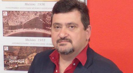 Ανδρέας Δογκάκης: Άλλη μία πρωτιά της Περιφέρειας Θεσσαλίας