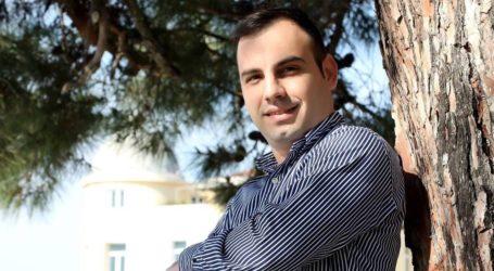Χριστόφορος Ιγγλέσης στο TheNewspaper.gr: «Θα ήθελα ο Βόλος να μην έχει ως σημείο αναφοράς μόνο τα λαμπάκια»