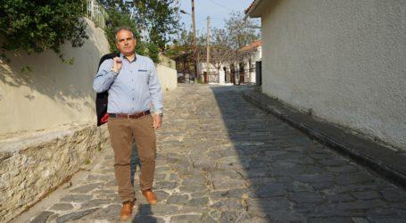 Αριστείδης Σαββάκης στο TheNewspaper.gr: «Ο Αχιλλέας Μπέος έβγαλε την πόλη από τον λήθαργο και την απραξία»