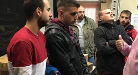 Στη Μηχανοργάνωση του Πανεπιστημίου Θεσσαλίας οι τεχνικοί Η/Υ του ΙΕΚ Βόλου