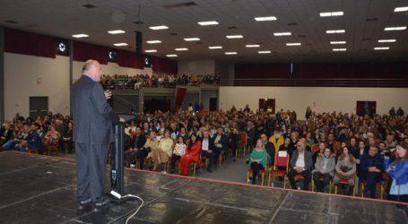 Βόλος: «Πλημμύρισε» από κόσμο το Συνεδριακό στη γιορτή της ΚΕΚΠΑ ΔΙΕΚ [εικόνες]