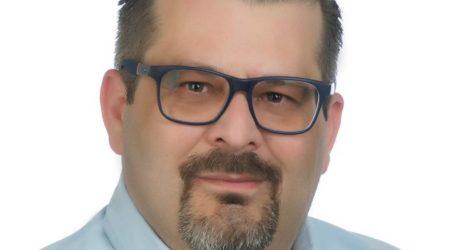 Υποψήφιος με τον Ιάσονα Αποστολάκη ο γιατρός Αριστοφάνης Σμπάρδος