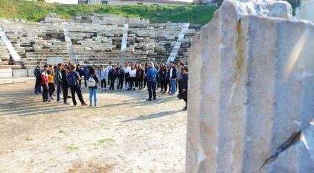 Ημερήσιες εκδρομές στη Λάρισα πηγαίνουν σχολεία του Βόλου
