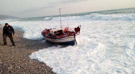 Η Λέσχη Ειδικών Δυνάμεων Μαγνησίας στην επιχείρηση για τον αγνοούμενο ψαρά