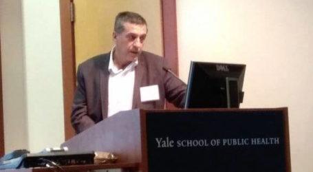 Στην Επιστημονικη Επιτροπή του Διεθνούς Ινστιτούτου Ελαιολάδου και Ελιάς του Πανεπιστημίου του Yale, ο Δημήτρης Κουρέτας