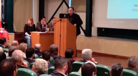 Τ. Μπασδάνης: Παραμένουμε σε εγρήγορση και περιμένουμε διευκρινίσεις για το στρατόπεδο