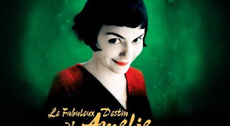 """Προβολή της ταινίας """"Amelie"""" στο σινέ Θόλος"""
