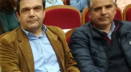 Σαββάκης και Παπαευσταθίου εκπροσώπησαν τον Δ. Βόλου στο Φεστιβάλ Μαθητικού Ραδιοφώνου