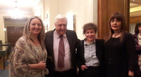 Στην Αθήνα η Κατερίνα Γαργάλα για τη «Δημοκρατική Ευθύνη»